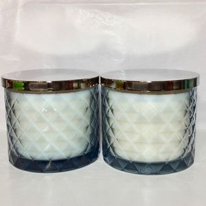 SMOKED VANILLA 3-Wick Candle *firm*
